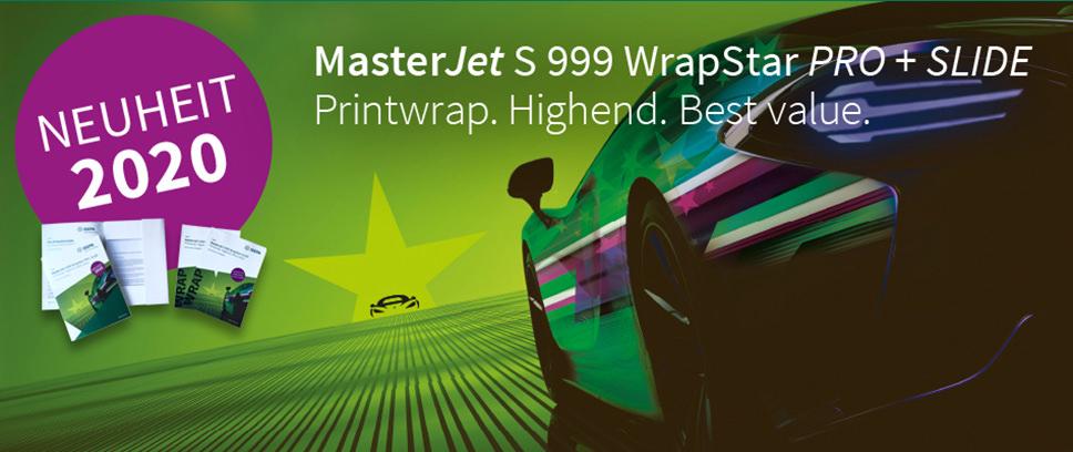 MasterJet S 999 WrapStar