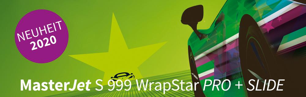 MasterJet S999 WrapStar