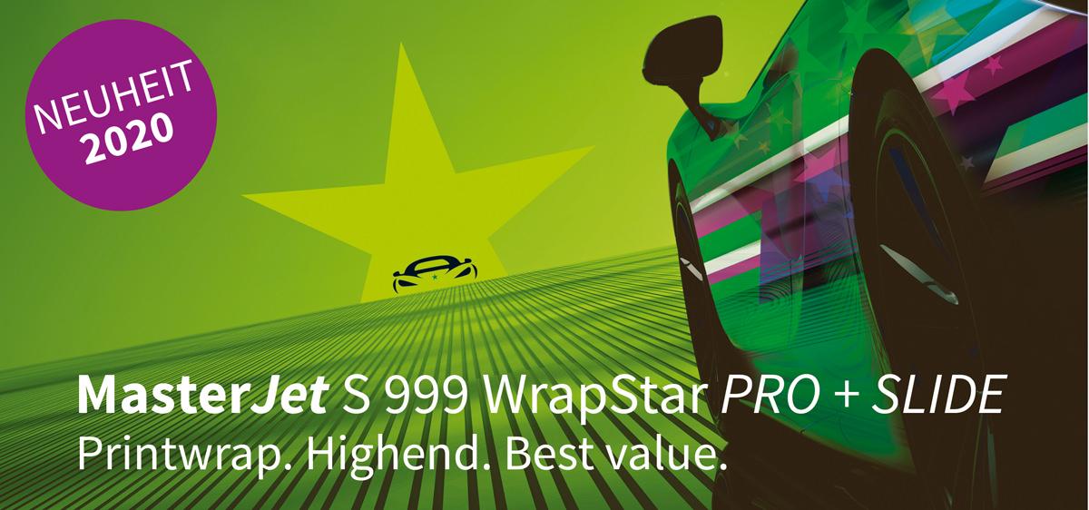 MasterJet S 999