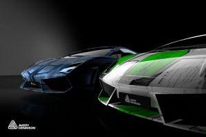 Avery Dennison® DOL 1400 Cast 3D CarWrap Laminat