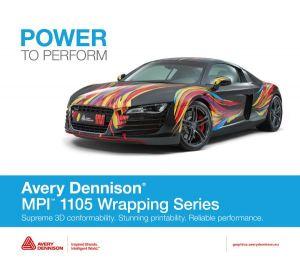 Avery Dennison® 3D-Carwrap Folie MPI 1105 Supercast EA RS