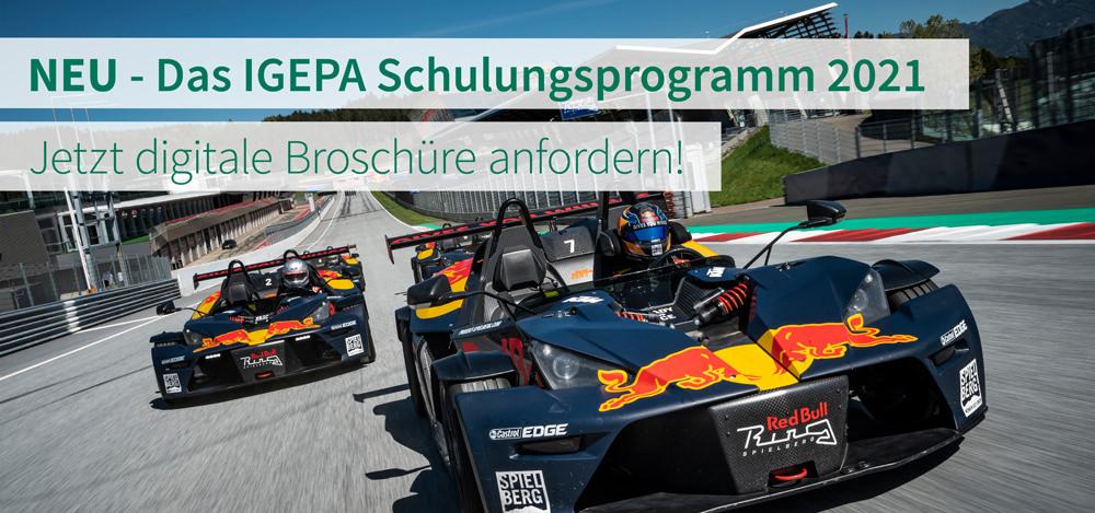 IGEPA Schulungsprogramm 2021